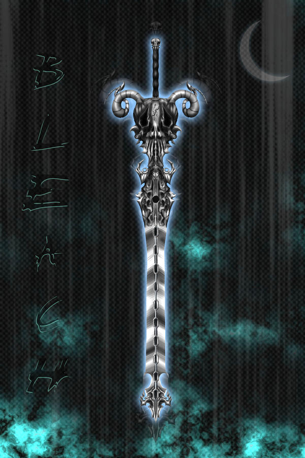 Hūxī, Senki [Akatsuki Leader] Weapon_Design__Hollow_Blade_by_CBJ3