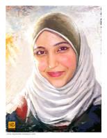 SAMAR - Portrait by Algalad