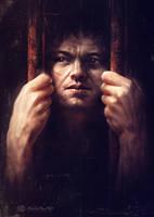 The Prisoner by Algalad