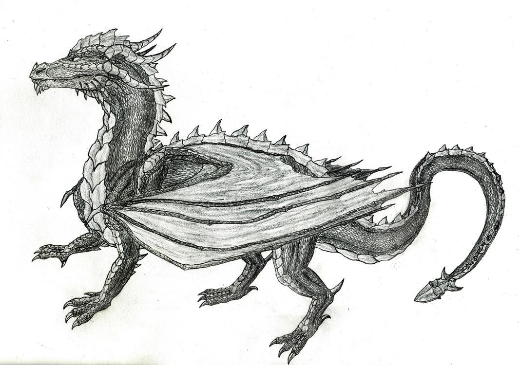 Zenvaydir - original sketch by Arcdanis