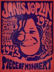 Janis.Joplin by spystyle