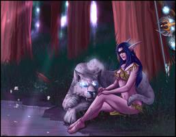 Commission: Artemis 2 by RaptorRia