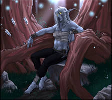 Commission: Saellren by RaptorRia