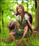 Commission: Azlea