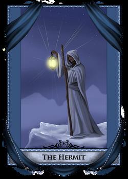 The Hermit: Natharai Ebonrook