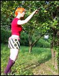 Nami cosplay : Thriller Bark
