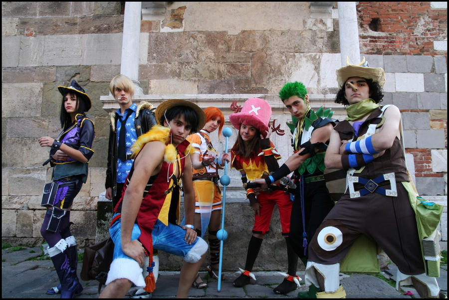 One Piece Cosplay UC by Eloare