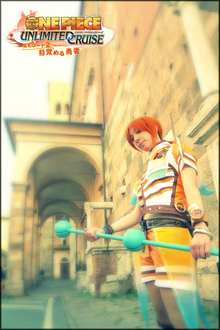 Nami cosplay: Unlimited Cruise by Eloare