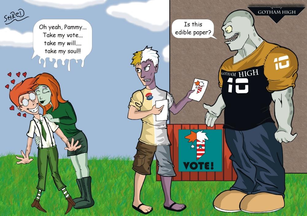 Gotham High: Campaign by ShredSmiler
