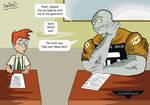 Gotham High: Classwork