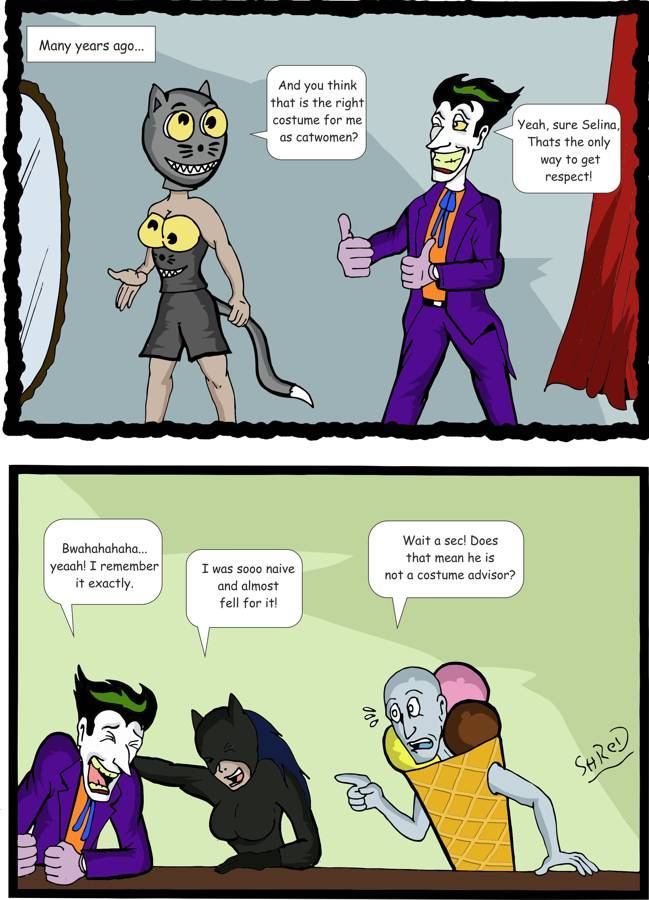 Batty Baddies 18 by ShredSmiler