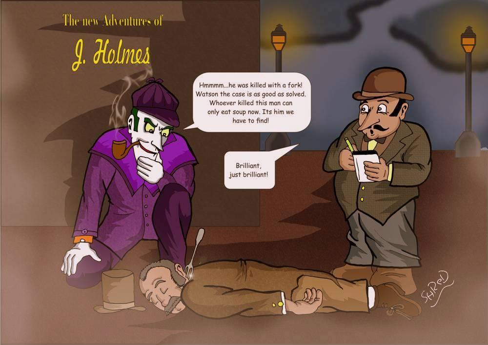 J. Holmes II by ShredSmiler