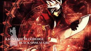 Ragna the Bloodedge Wallpaper