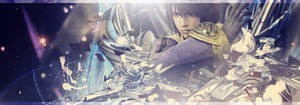 Final Fantasy XIII-2: Noel Kreiss Sig (Black Mage)