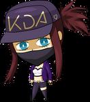 K/DA Akali