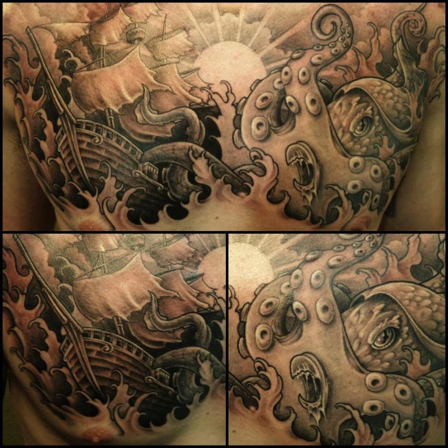 tattoos by Allan Rivera by Allan-Rivera-Tattoo
