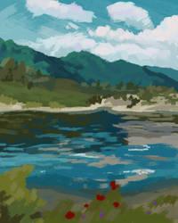 lac du tournie