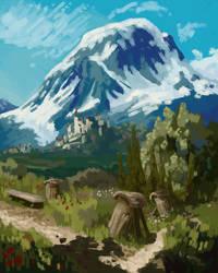Mont Gorgone
