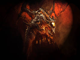Deathwing by Karkan
