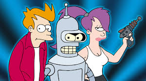 Futurama by The-Doctor-W