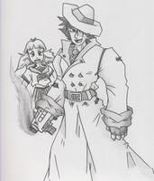 Inspector Gadget DX by MechaNeko