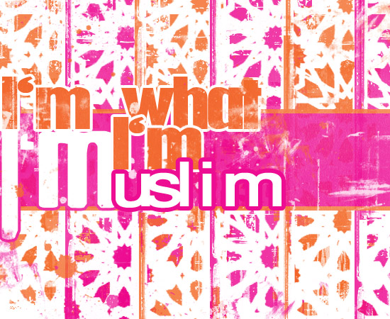 image of I am Muslim