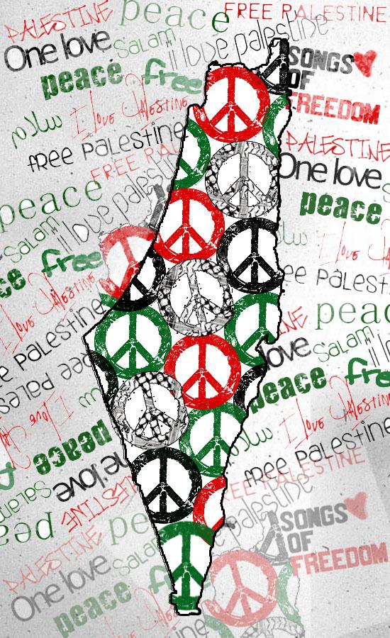 Palestinian Peace by PaLiLinz
