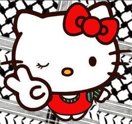 Palestinian Kitty