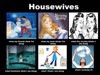 Housewives meme