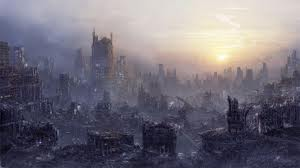 City Ruins by natikakid