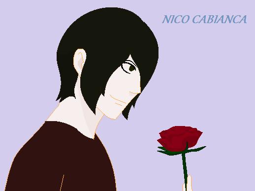 Nico Cabianca by KarateCat211