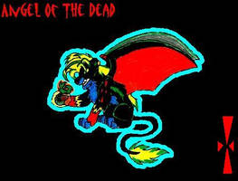 Angel of the Deads by darkness-angel