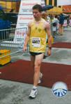 Copenhagen Marthon Finishline
