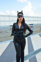 Catwoman 01 by KillerGio