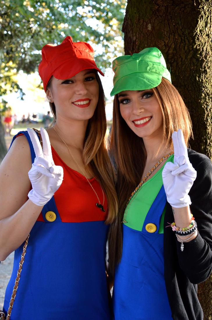 Mario and Luigi by KillerGio