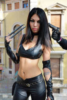 X-23..and now.. by KillerGio