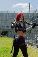 Angry Katarina by KillerGio