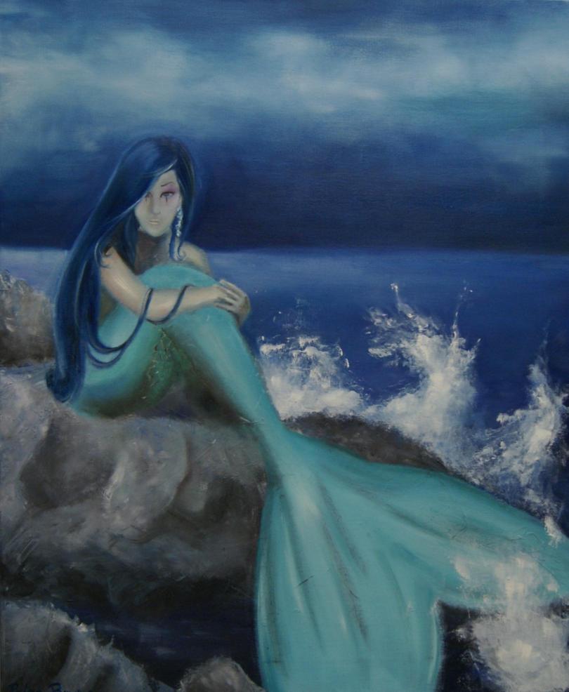 Mermaid Paintings For Sale