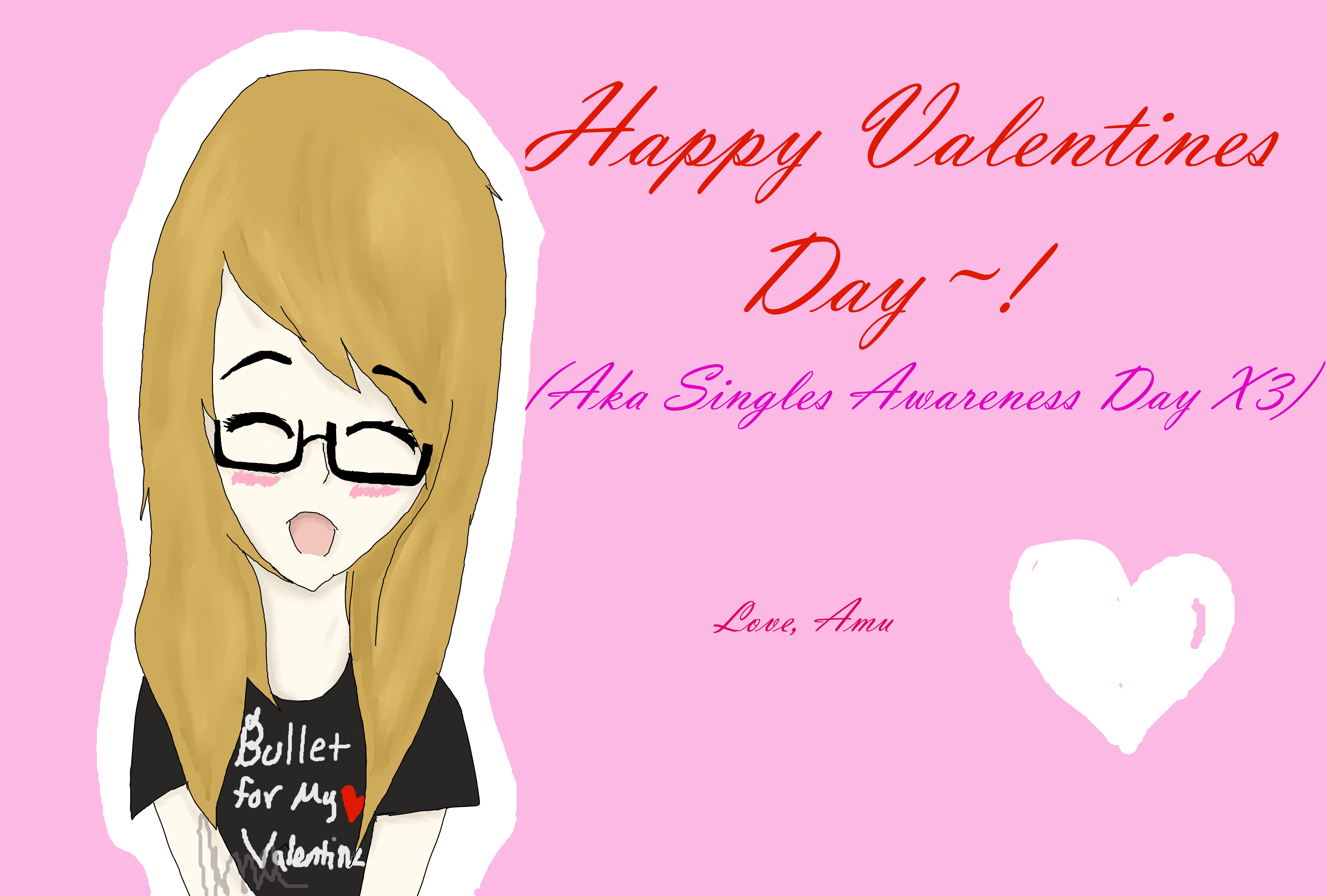Happy Valentines Day! by XxAmuFujibioshixX