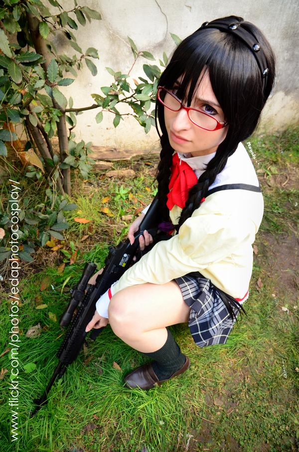 Akemi Homura cosplay by Maysis