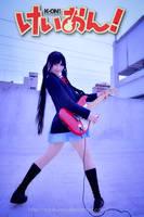 Azusa Nakano cosplay by Maysis