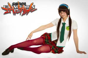 Makinami Mari cosplay by Maysis