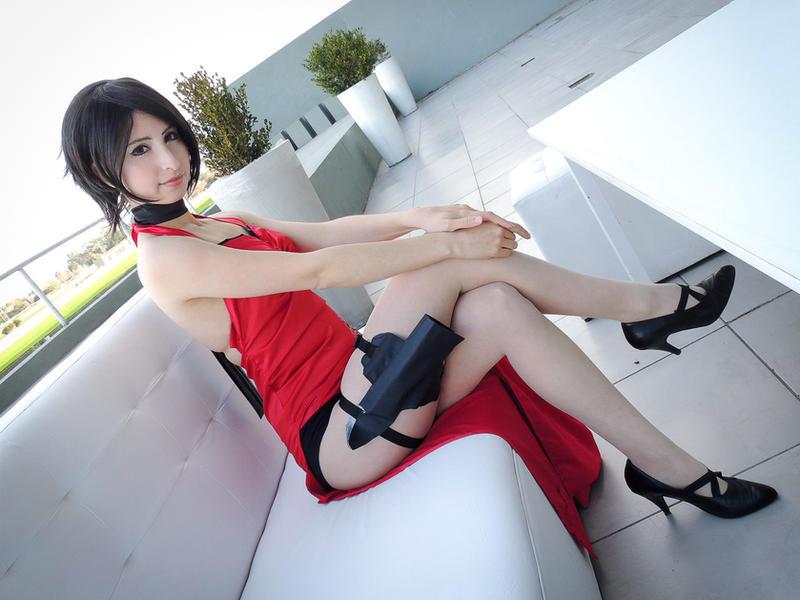 Ada Wong cosplay by Maysis