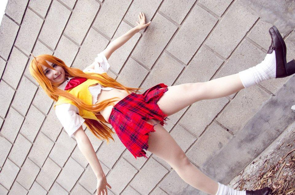 Hakufu Sonsaku cosplay by Maysis