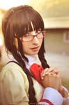 Akemi Homura cosplay