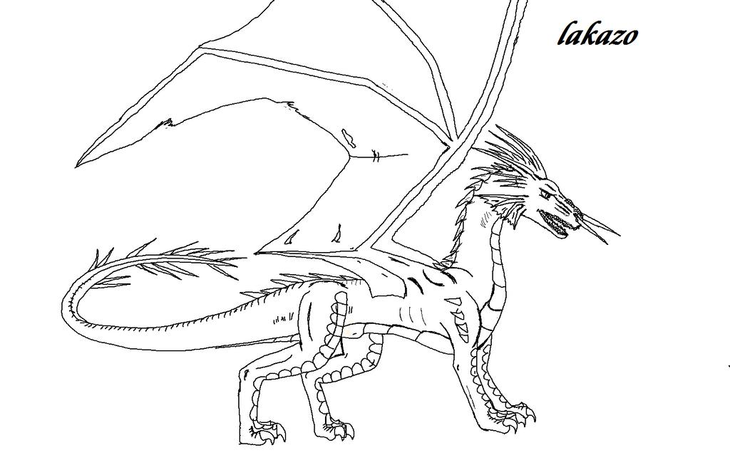 Basic Lines In Art : Basic line drawing of lakazo by ipodsmakemyheadhurt on