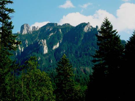 Mount Ceahlau Romania