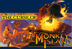 The Curse of Monkey Island by TheBlueCasket