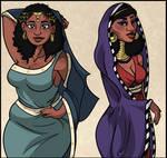 Queens of Mari