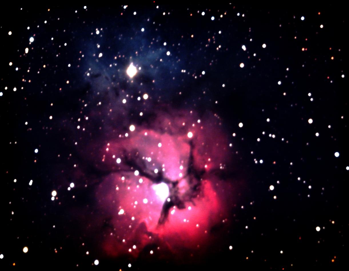 Emission Nebula in Sagittarius by Todd-Sullest on DeviantArt